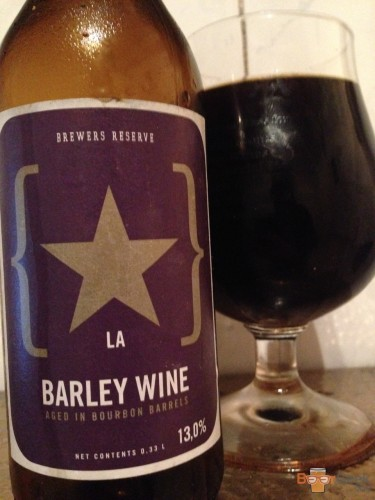 Lervig Aktiebryggeri - Brewers Reserve Barley Wine