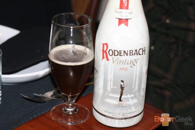 Apéritif: Rodenbach 2013 Vintage