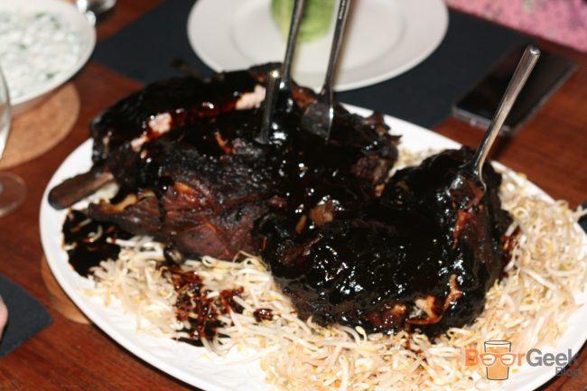Pork Bossam