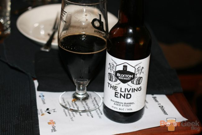 Buxton - The Living End (Bourbon)