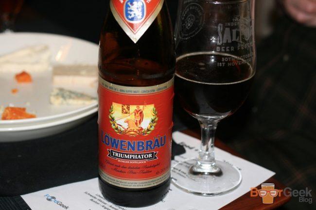 Löwenbräu - Triumphator