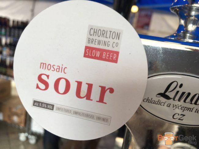 Chorlton Brewing Company - Mosaic Sour