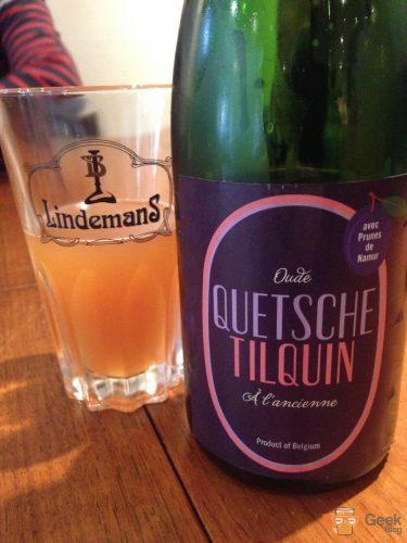 Tilquin - Oude Quetsche Tilquin à L'Ancienne Avec Prunes De Namur (2014-2015)