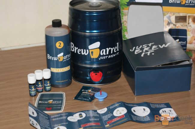 BrewBarrel Unboxed