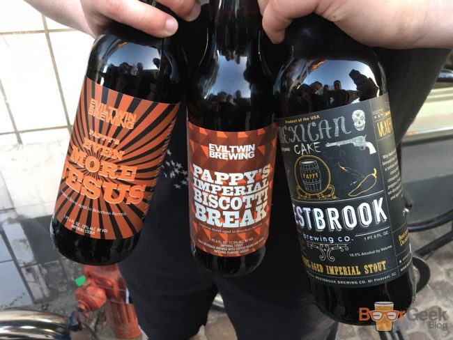 Evil Twin Bottles