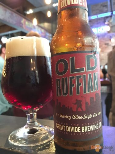 Great Divide - Old Ruffiann
