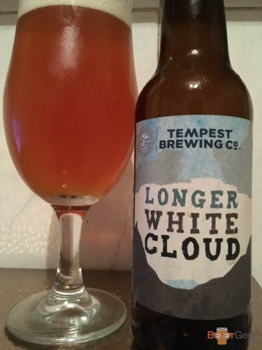 Tempest Brewing Co - Longer White Cloud