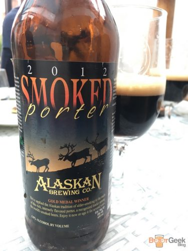 Alaskan Brewing Co - Smoked Porter
