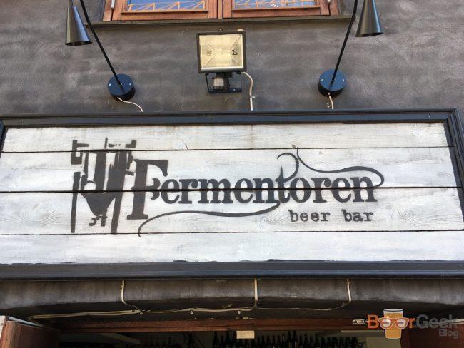 Fermentoren Beer Bar