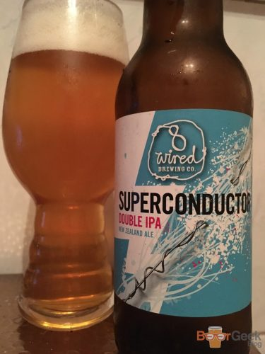 8 Wired - Super Conductor