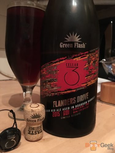 Green Flash - Flanders Drive