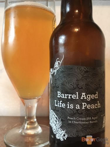 Siren - Barrel Aged Life Is A Peach