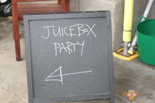 Fourpure Juicebox Party