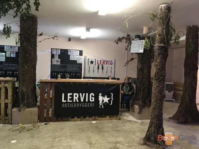 European Hall - Lervig Bar