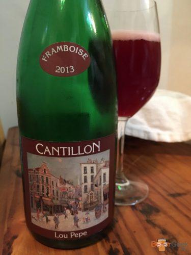Cantillon Lou Pep Framboise