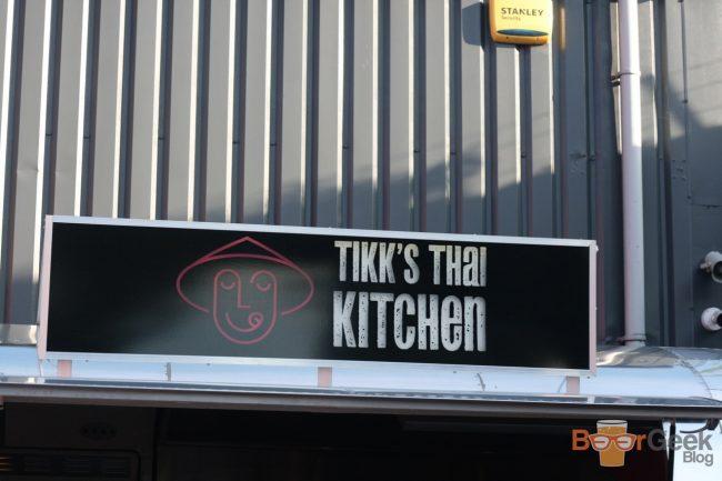 Tikk's Thai Kitchen