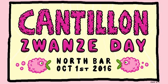 Cantillon Zwanze Day 2016 @ North Bar Leeds