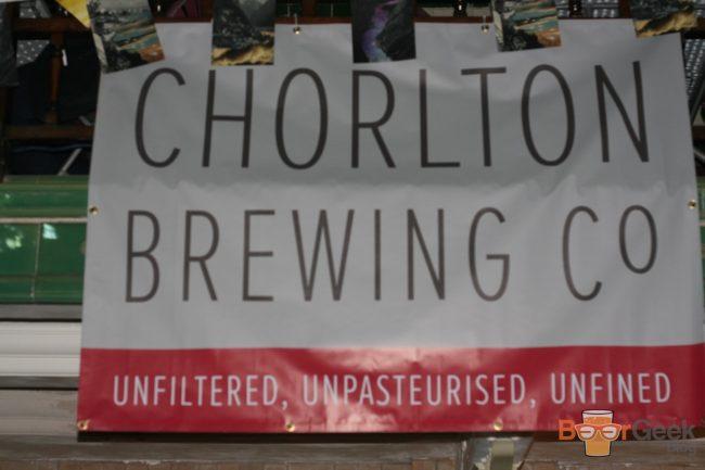 Inside Chorlton