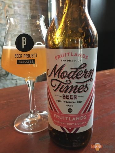 Modern Times - Fruitlands (Passion Fruit & Guava)