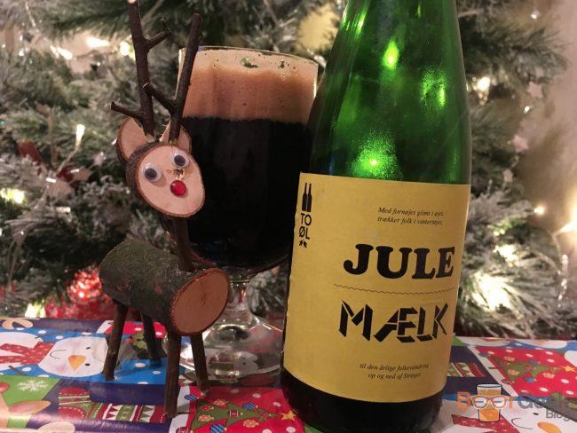 To Øl - Jule Mælk