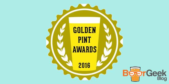 Golden Pints Awards 2016