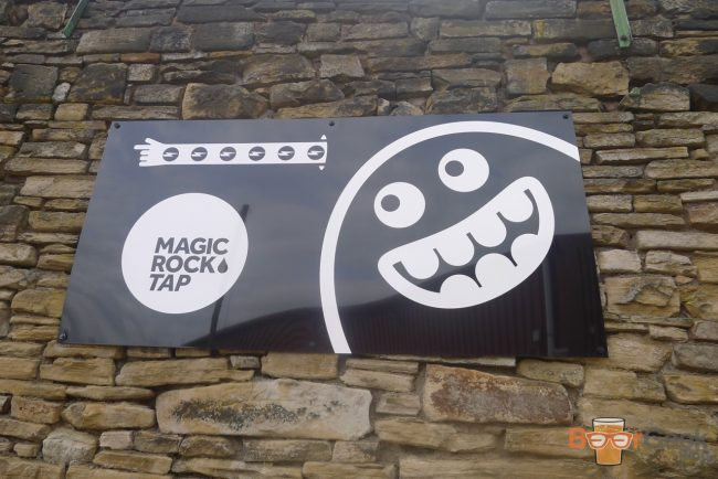 Magic Rock Tap