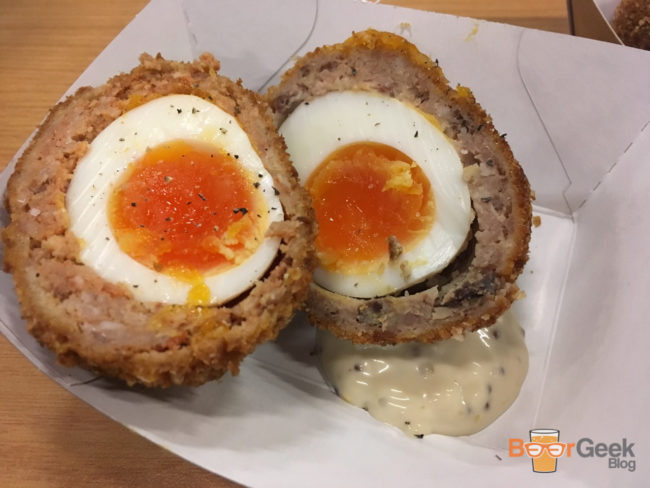 Aye Love Real Food - Scotch Egg