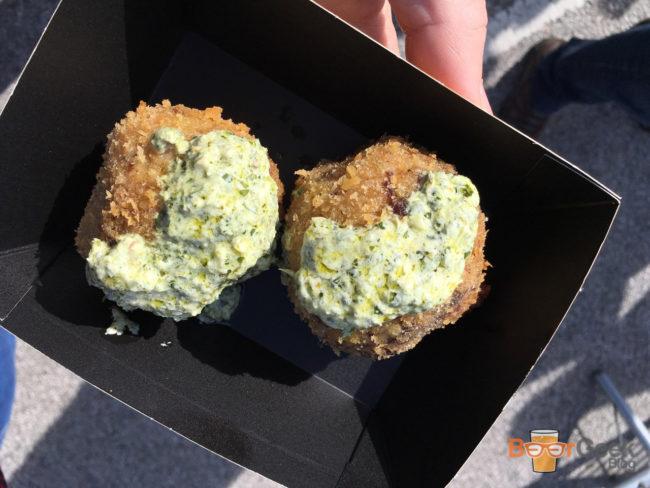 Barnacles - Crab Balls