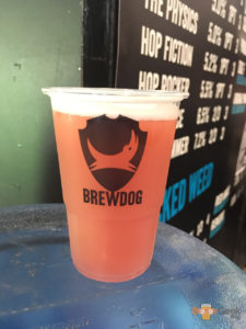 Beer - Raspberry Blitz