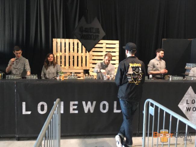 Lone Wolf Bar
