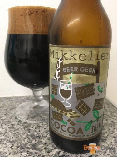 Mikkeller - Beer Geek Cocoa Shake